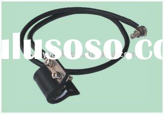 surge protector-smooth level copper grounding clamp