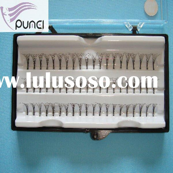 synthetic fibre made Individual flare eyelash