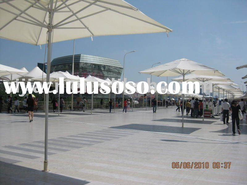 tensile membrane structure( PVC coated tent fabric)