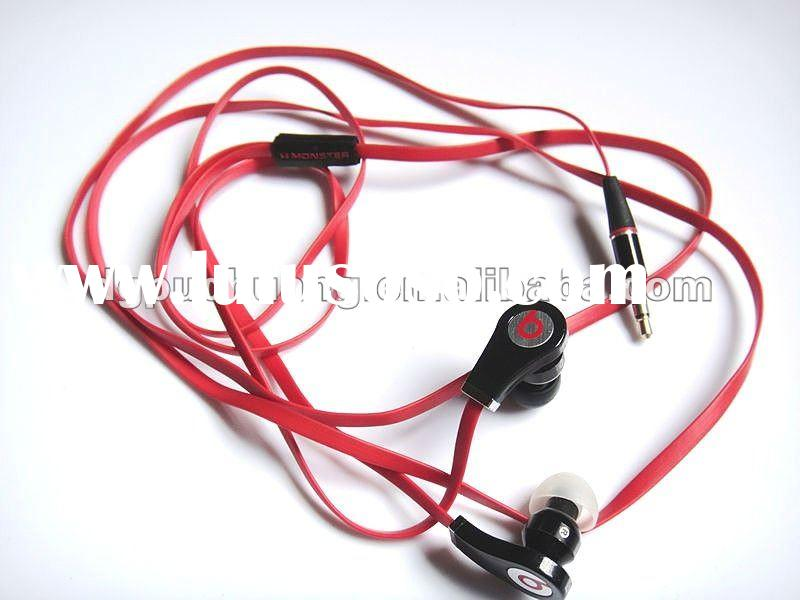 top quality brand earphone use for mp3 mp4