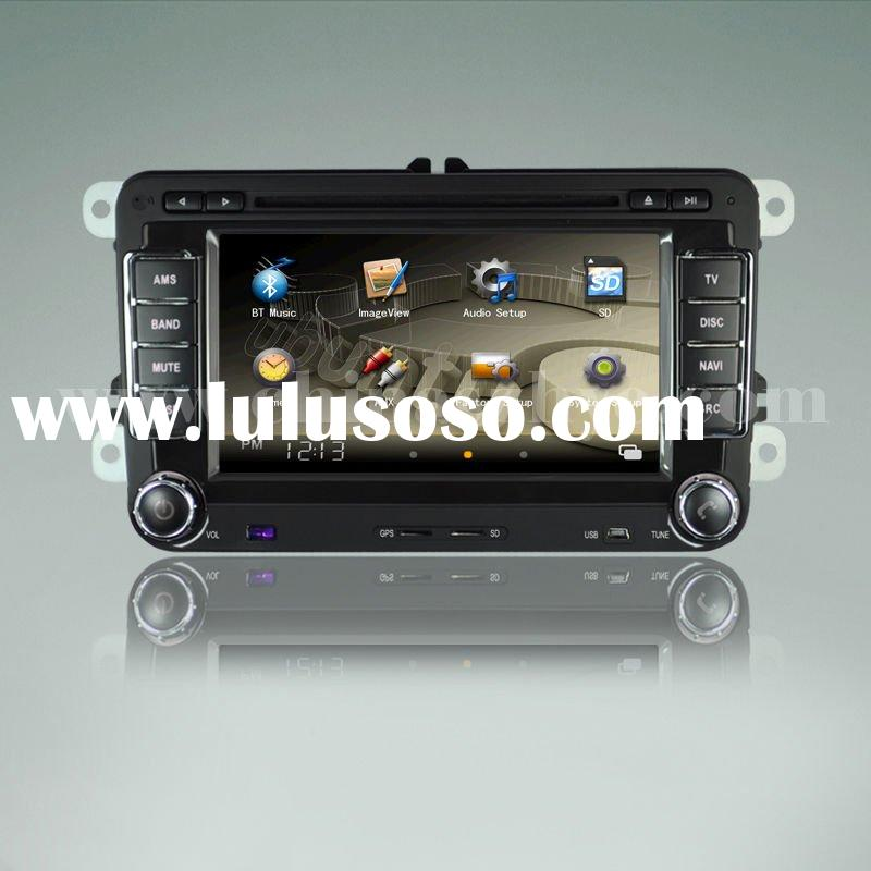 vw car dvd with gps(rds)/bluetooth/ipod/usb/radio(am/fm)/tv/sd slot/mp3/mp4/dvd/dvb-t(mpe2/mpeg4)/tm