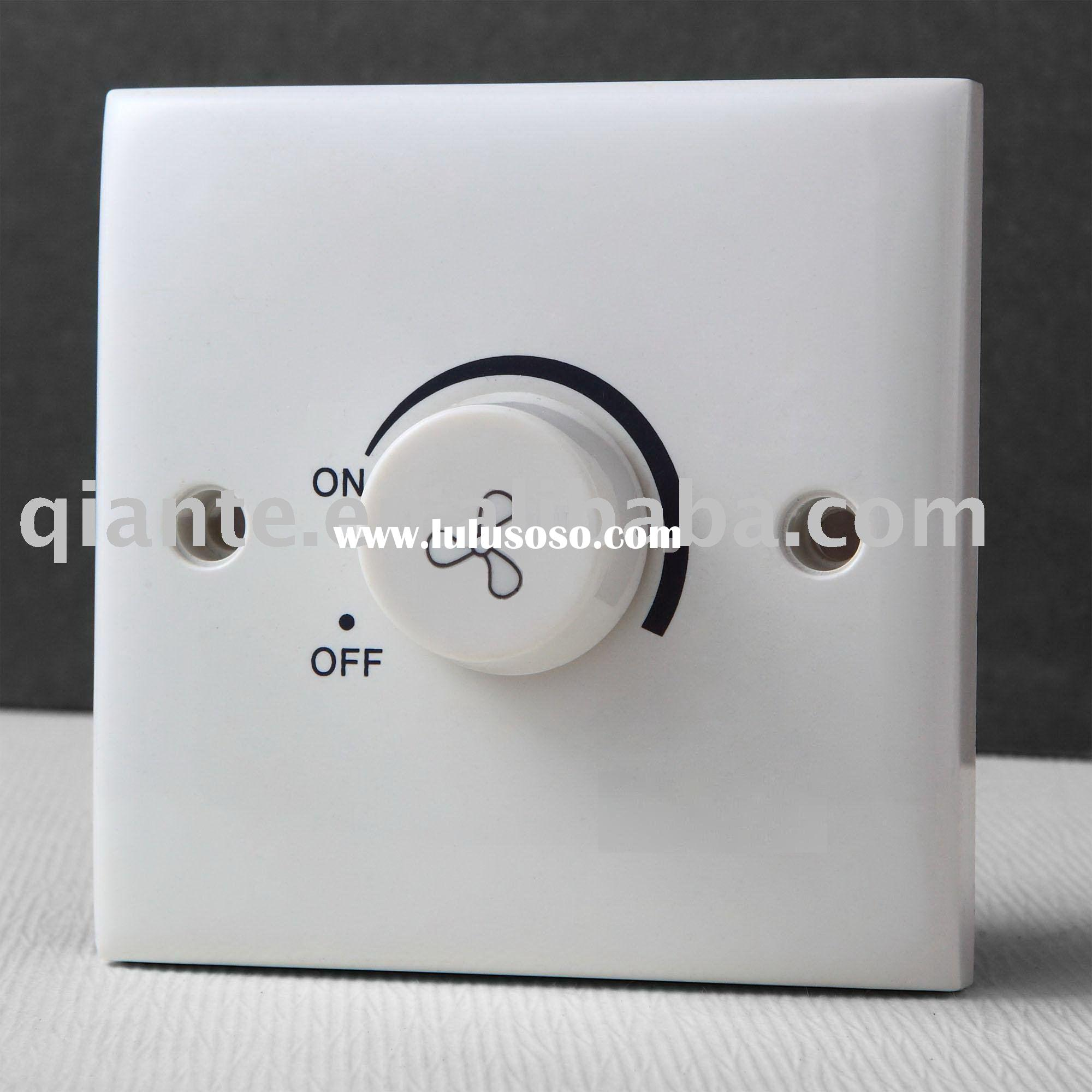 Fan dimmer switch for sale Price China Manufacturer Supplier