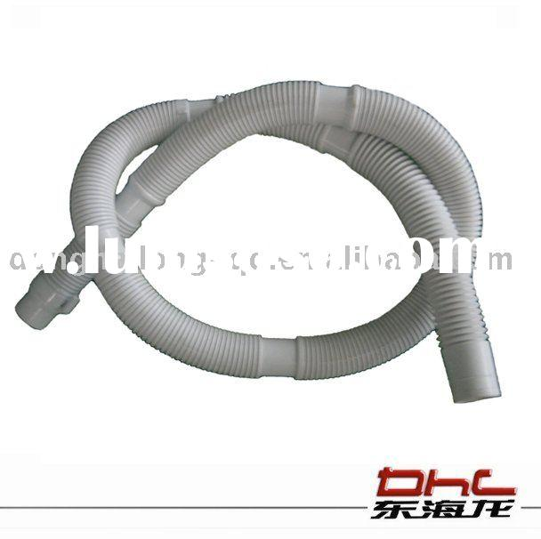 washing machine flexible discharge drain hose