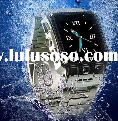 waterproof watch mobile phone w818
