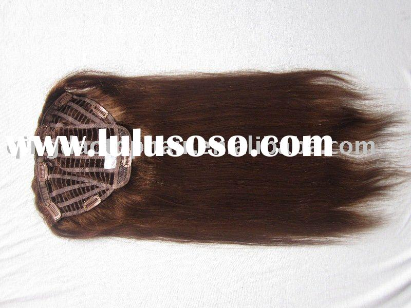 wholesale Indian remy human hair weft HW-001