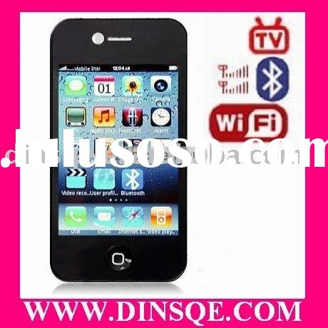 wifi++tv+java+bluetooth dual sim china gsm cell phone J8 4GS