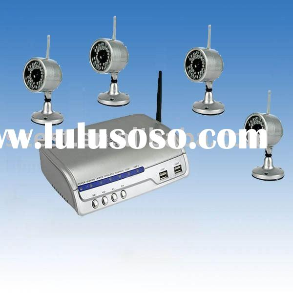 wireless network home security camera