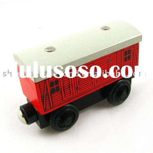 wooden toy car,wooden toy Thomas&Friends Tank Engine Magnetic