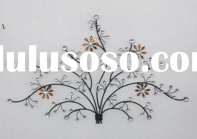 100694EA--Acrylic Diamond Wall Decoration Tree