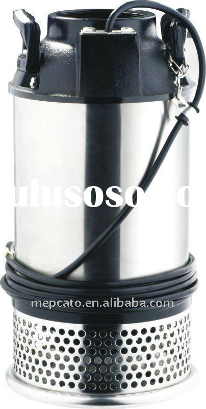 100MP-2.4T submersible axial flow stainess steel drainage water pump high capacity (380V)