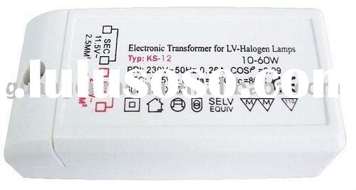 10-60W Halogen Lamp 12V 50W Transformer