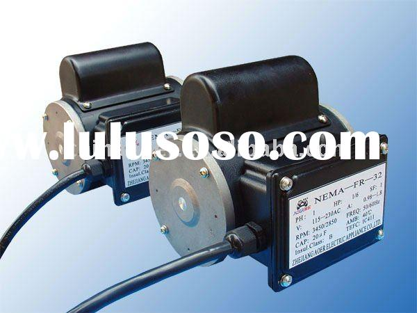Small 110v powerful axial fan electric motors winding for for Small electric motors for sale
