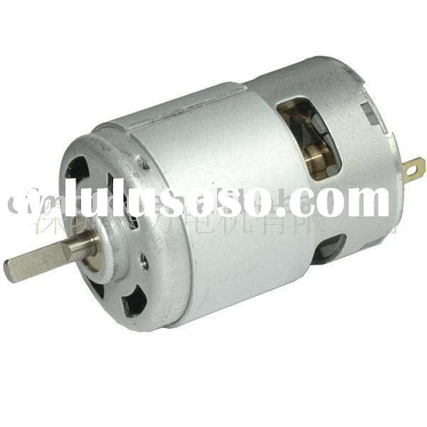 Small dc motor for sale price china manufacturer for Electrical braking of dc motor