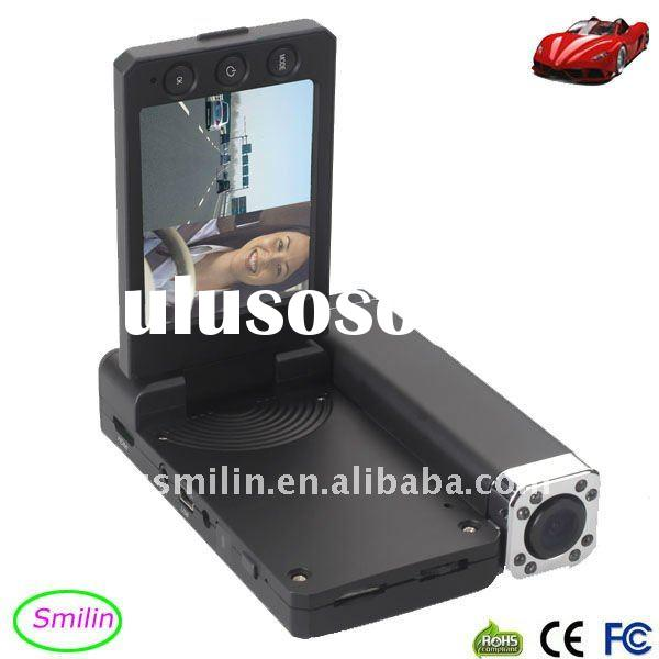 "1440*1080P H.264 Dual Camera Car DVR with 2.7""LTPS LCD screen"
