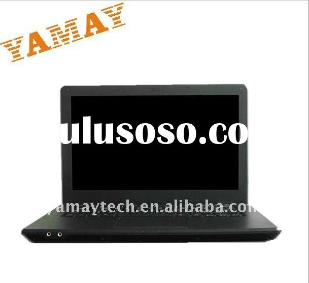 14inch with DVD-RW Dual core notebook/Laptop