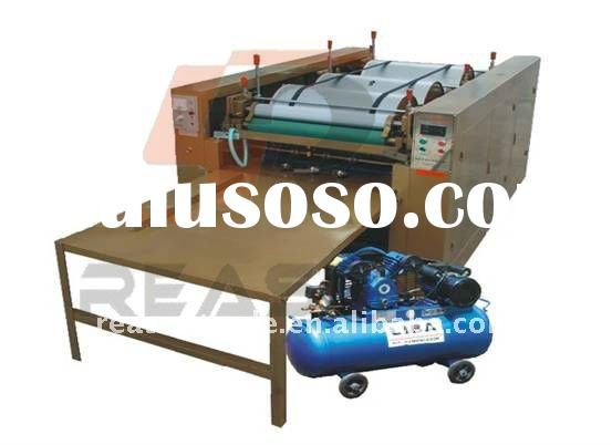 1-4 Colors Knitting Finished Non Woven Bag Printing Machine(DS-870)