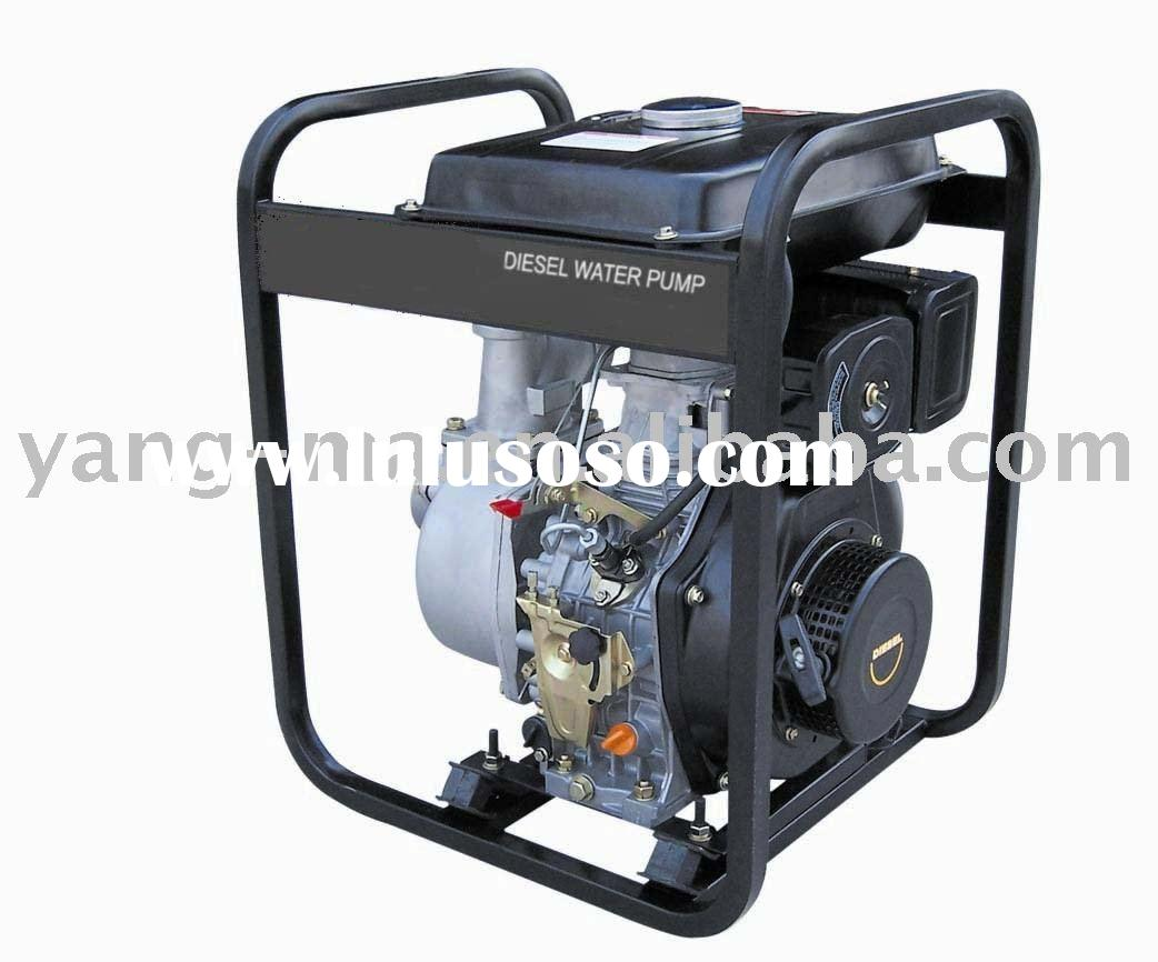 1.5 inch gasoline engine electric high pressure water pump