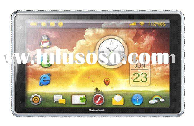 """2010 new hot best touch 7""""table pc GPS tablet pc wi-fi mini laptop windows ce 6.0 netbook noteb"""
