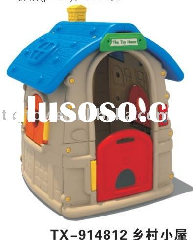 2011HOT!Funny children toy house(latest product) play house plastic