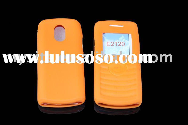2011 Hot Selling Cell Phone Silicon Case for Samsung E2120
