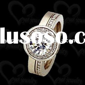 2011 Hot design fashion 925 sterling silver rings watch