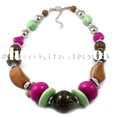2011 Spring -Summer New Style, Fashion Pearl Necklace set, New design,Necklace,Hot Design