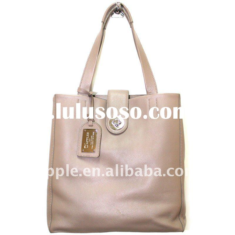 2011 fashion genuine leather lady designer bags
