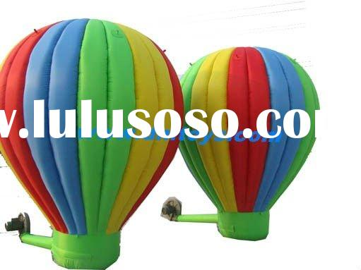 2011 new design hot air advertising balloon/inflatable air model