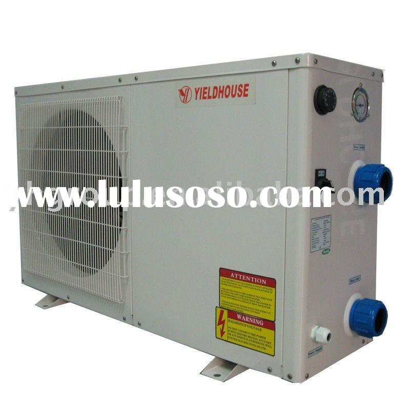 2011 newly High-quality swimming pool heating/cooling system--Yieldhouse