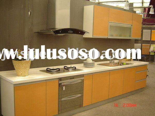 2011 wholesales modular kitchen cabinet (High Quality & Sample offered)
