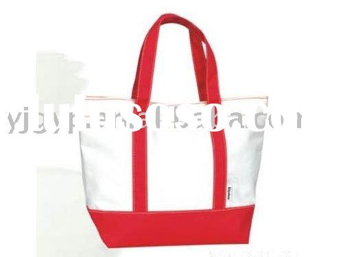 2012 HOT SALE! Free Sample! recyclable 12oz canvas shopping bag