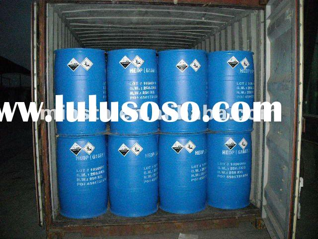 2012 HOT water treatment chemical,HEDPA,60%,corrosion inhibitor
