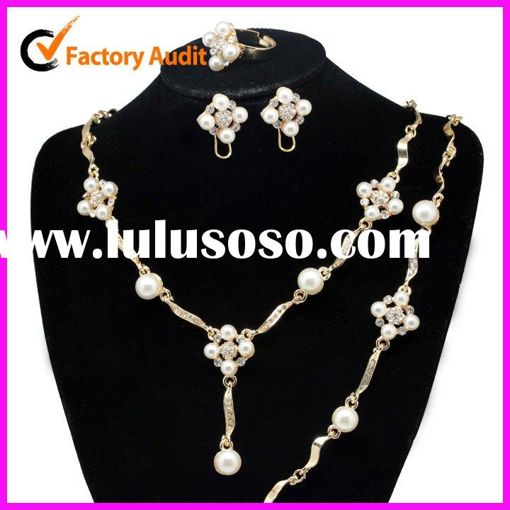 2012 hot sell costume fashion jewelry FH-FS633
