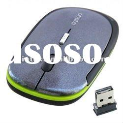 2012 hot selling cheapest 1000DPI colourful 3D USB wireless computer optical mouse