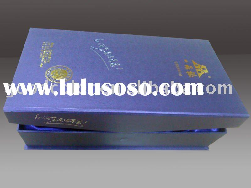 2012 new design paper packaging box