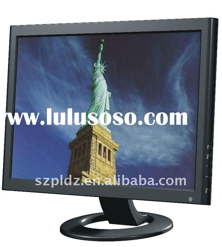 "20"" LCD computer monitors/20 inch LCD LED desktop computer Monitors"