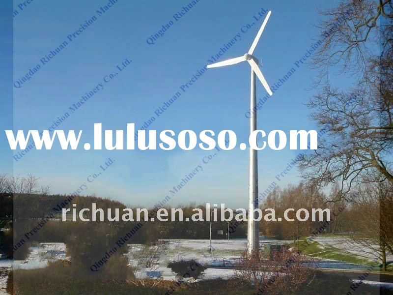 20kw CE Horizontal Axis permanent magnet Wind power system best after-sale service wind turbine powe