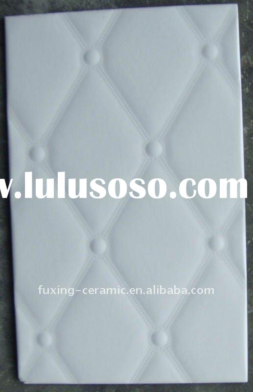 25x40 leather design Kitchen wall tile