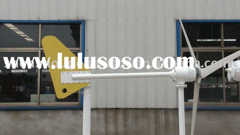 2KW 120V horizontal axis Wind generator system