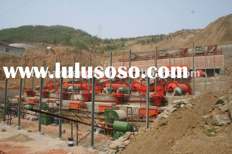 2-50TPH magnetite iron ore beneficiation/processing plant