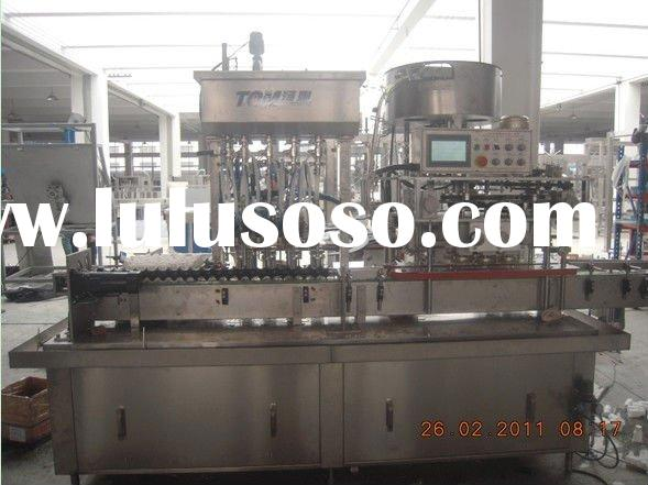 2 in 1 Piston Filling and Capping Machine
