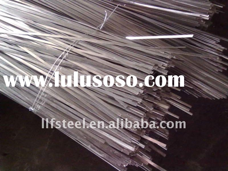 304 Stainless Steel Flat Wire