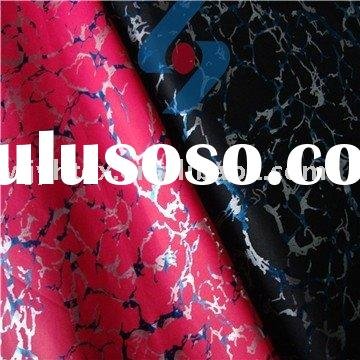 320T Full Dull Polyester Pongee Fabric / Printed Fabric / Breathable Fabric