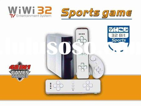 32 Bit sport video Game player