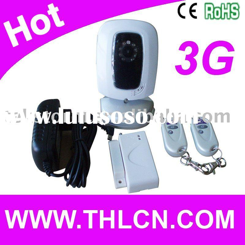 3G Wireless CCTV Camera Remote Monitoring w/Live Video