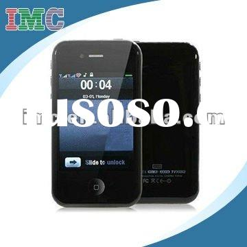 3.2 inch super wide touch screen+dual card dual standby+JAVA+FM+Radio+Bluetooth 2.0 enabled mobile p