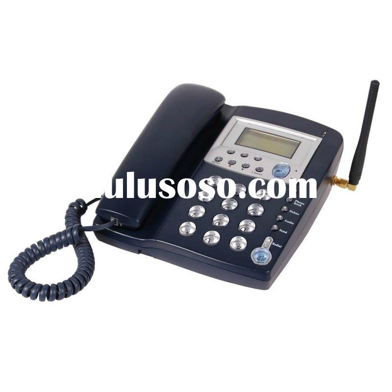 4 Frequency Sim card GSM wireless telephone