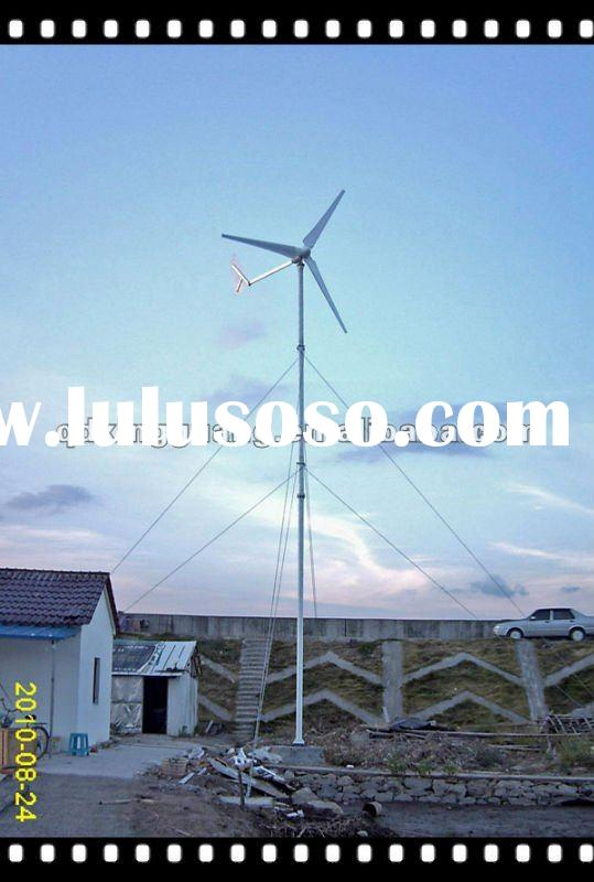 5kw wind power generator for home use
