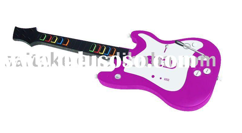6 in 1 guitar hero for Wii video game
