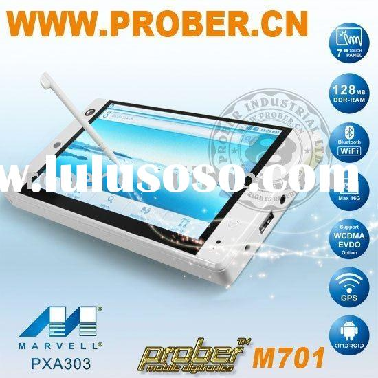 7''TFT touch screen tablet pc